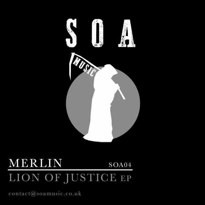 Merlin - Lion of Justice EP