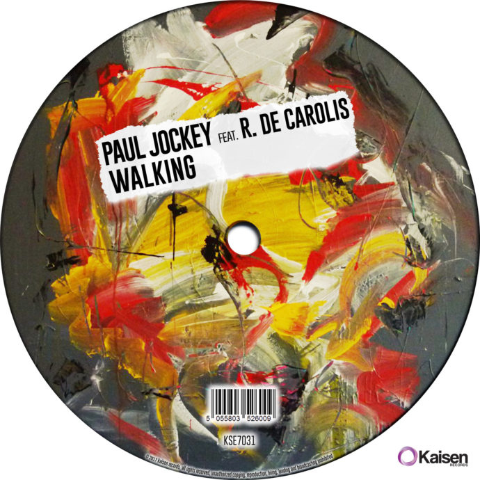 Paul Jockey feat. R. De Carolis - Walking