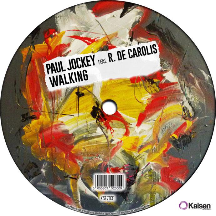 Paul Jockey feat. R. De Carolis - Walking