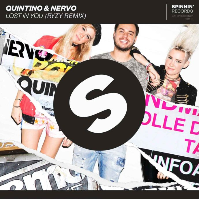 Quintino & NERVO - Lost In You (RYZY Remix)