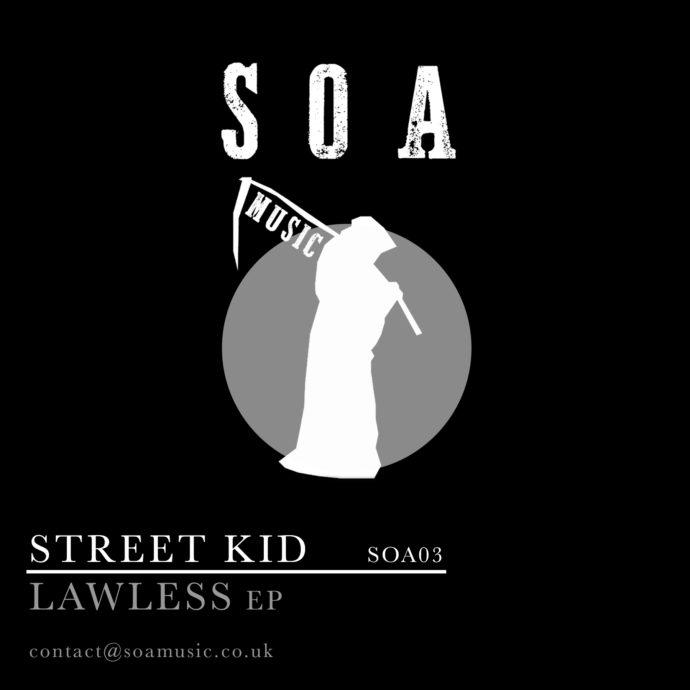 Street Kid - Lawless EP