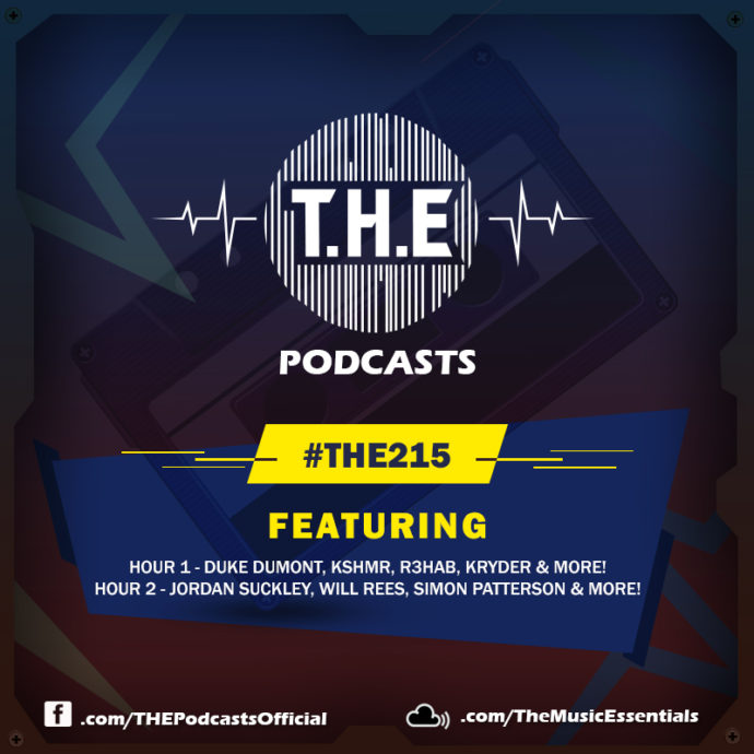T.H.E Podcast - Episode 215