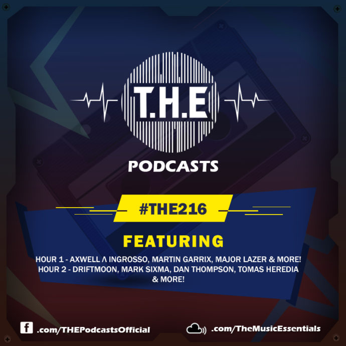 T.H.E Podcast - Episode 216