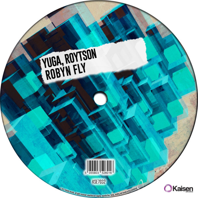 Yuga & RoyTson - Robin Fly