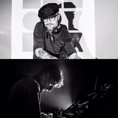 Luke Vibert & Justin Robertson - Acid Rave