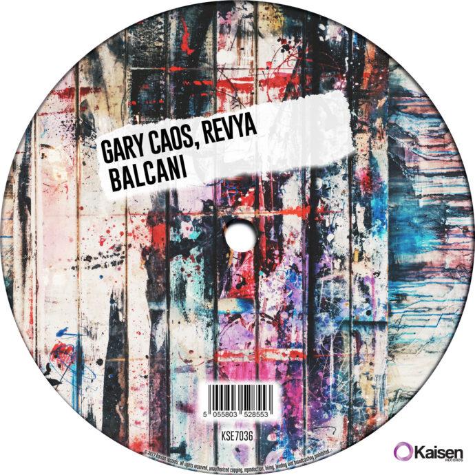 Gary Caos & Revya - Balcani