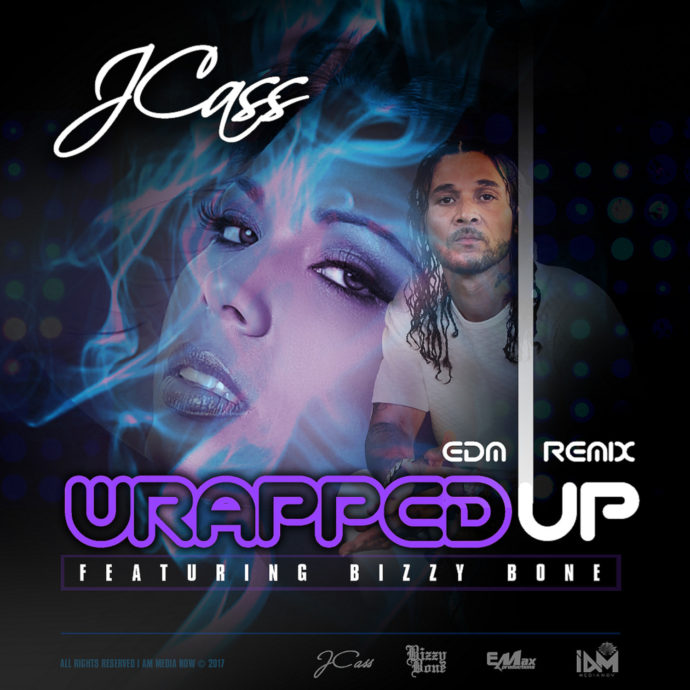 JCass feat. Bizzy Bone - Wrapped Up (EDM Mix)