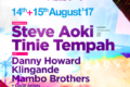 Creamfields Malta Partner With BBC Radio 1 and Announce Line up for 2017