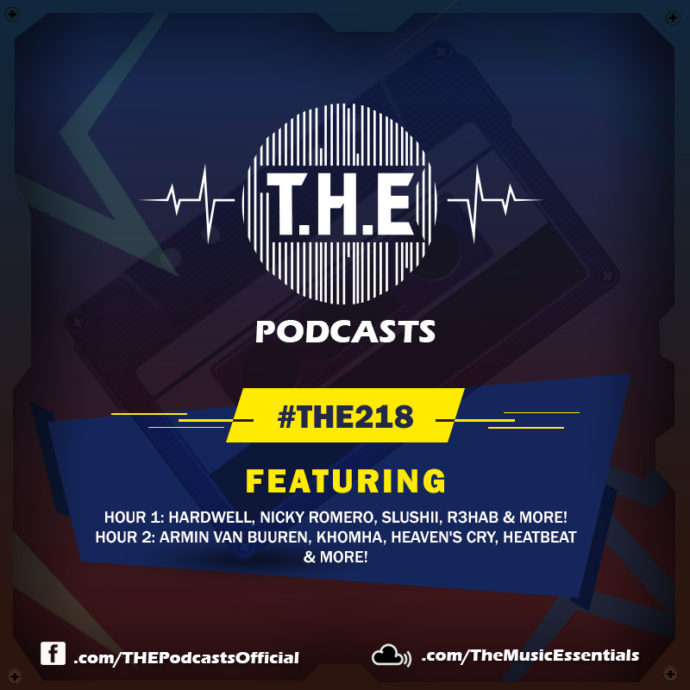 T.H.E Podcast - Episode 218