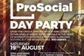 ProSocial Day Party in Shoreditch