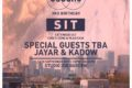 Oscuro in the Garden - Open-Air 3rd Birthday w/ SIT & More