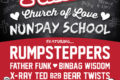 Tremor presents Father Funk's Church of Love: Nunday School