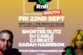 Hip-Hop vs RnB – South @ Prince of Wales, Brixton - Friday 22nd Sept 2017