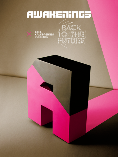 PAUL KALKBRENNER PRESENTS BACK TO THE FUTURE ON THE AFTERNOON OF FRIDAY OCTOBER 20 DURING ADE