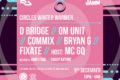 Brixton's D&B Winter Warmer w/ Dbridge, Om Unit, Commix