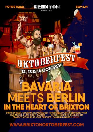 Brixton Oktoberfest