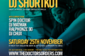DJ Shortkut (Beat Junkies / Invisibl Skratch Piklz) at Hoxton Square, LDN