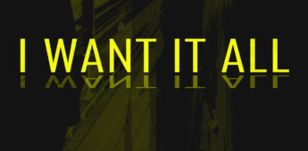 'I Want It All' The Newest Offering From DJ Phonon