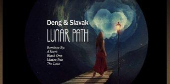 Mateo Paz drops his hard-hitting progressive remix of Deng & Slavak's new track 'Lunar Path'