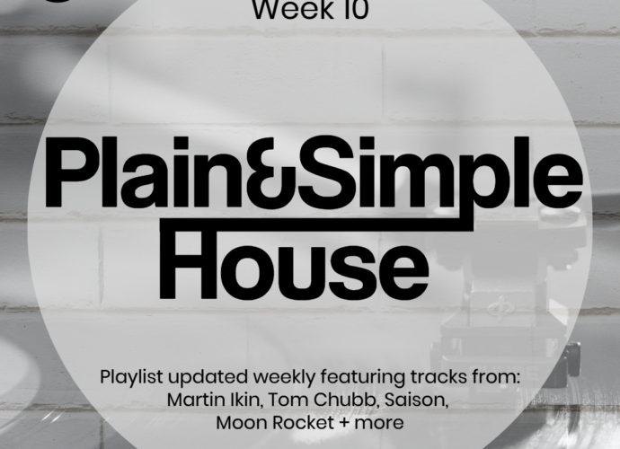 Plain&Simple Spotify Playlist