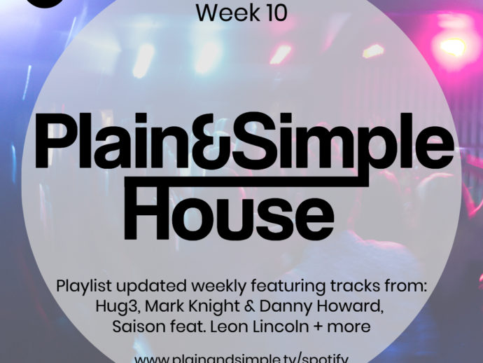 Plain&Simple House – Week 10