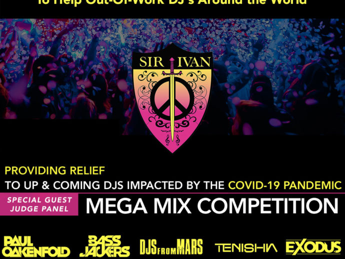 Be in with a chance of winning $1000 with Sir Ivan's MegaMix Competition