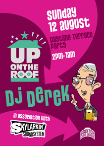 Up On The Roof...With DJ Derek and Jerry Dammers (The Specials)