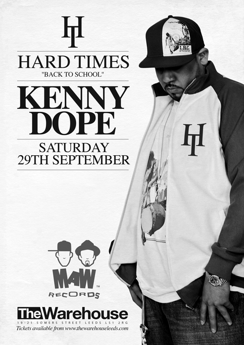 Hard Times presents Kenny Dope