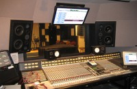 A Typical Music Studio