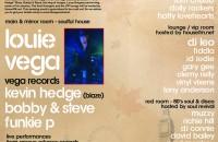 Groove Odyssey present Louie Vega