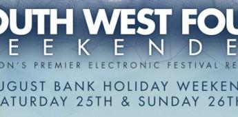 SW4 South West Four 2012 festival Logo