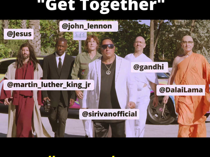 Sir Ivan's 'Get Together' video is now live!!